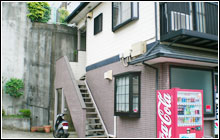 株式会社日本防犯設備 24時間録画暗視カメラシステム【アパート 不審者対策】