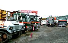 株式会社日本防犯設備 屋外立体警戒システム【駐車場 車両盗難対策】