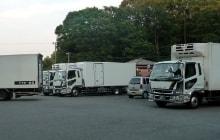 株式会社日本防犯設備 屋外侵入警戒・監視システム【駐車場 大型トラック盗難対策】
