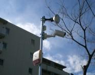 車上狙い115件、駐車場での被害 防犯カメラの日本防犯設備