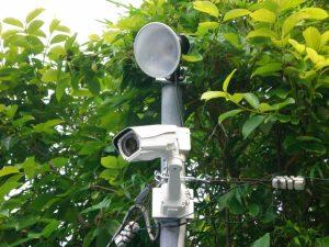 【滋賀県・東近江市】太陽光発電所の銅製ケーブル270m盗難
