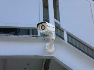 事務所防犯カメラ