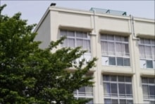 株式会社日本防犯設備 高画質24時間監視録画カメラ【校舎外周】