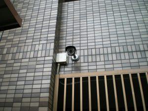 マンション管理組合での防犯カメラ設置