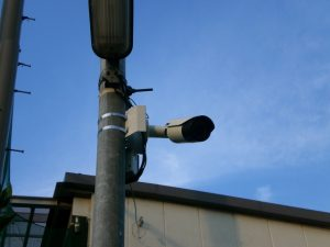 【北海道】電柱の電線が切断され盗難