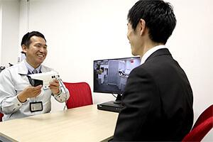 防犯機器設置実績の経験を活かし、安心・信頼のある対応を致します。