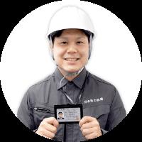 防犯カメラ設置工事の施工担当は全員防犯設備士の資格を有しており、設置場所に応じて最適な施工方法や部材の選択、配線の対応を実施致します。