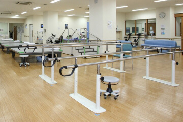 福祉施設の防犯設備設置イメージ