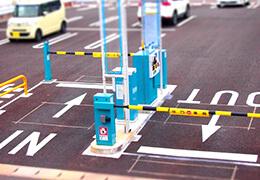 駐車場の防犯カメラ・監視カメラについて