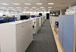 事務所・オフィスへの防犯カメラ・監視カメラ・セキュリティシステム設置イメージを見る。