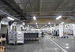 倉庫・工場の防犯カメラ・監視カメラについて