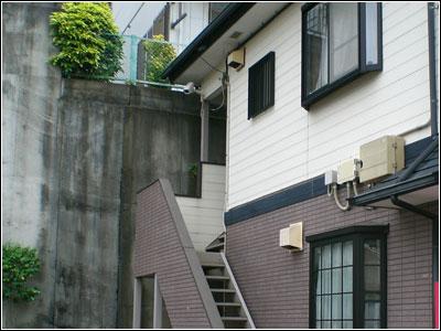 【事務所・アパート】24時間録画暗視カメラシステム