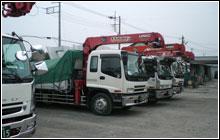 株式会社日本防犯設備 外周警戒・自動通報システム【駐車場 車両盗難対策】