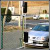 【運送会社】屋外威嚇撃退型立体警戒システムで使用している防犯機器(2)