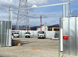 資材置き場の料金事例&導入事例を見る