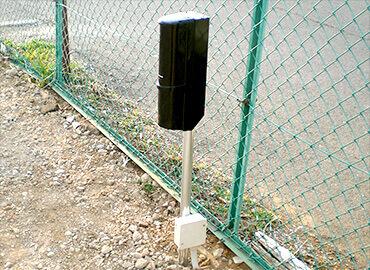 日本防犯設備のセキュリティシステムは動物以外の侵入を検知する、優れた判別機能が搭載されています。