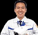 屋外・屋内の防犯カメラ・監視カメラの設置・現地調査は日本防犯設備の防犯設備士が環境に最適なご提案を致します。