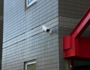 アパートでのメガピクセルカメラ設置の効果