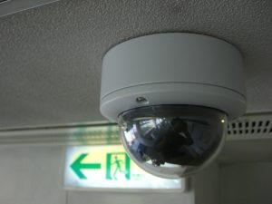 遠隔監視機能について(防犯カメラ)