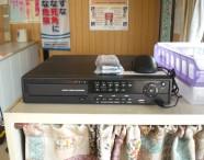 防犯カメラの録画装置(DVR)について|防犯カメラの日本防犯設備