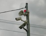 金属盗難 防犯カメラの日本防犯設備
