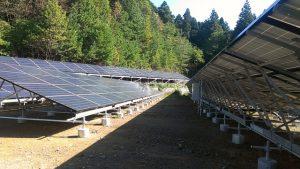 太陽光発電所でのケーブル盗難 犯人逮捕