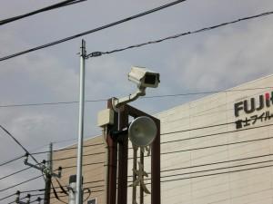 【防犯カメラ】高画質防犯カメラの選定について