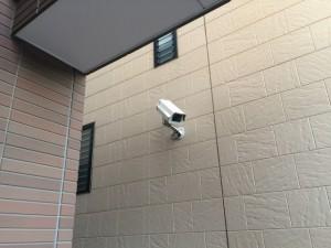 防犯カメラの屋外用ケース