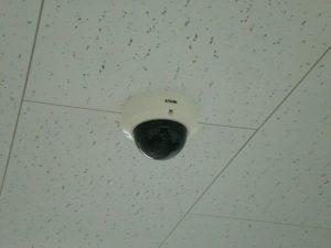 病院監視カメラ