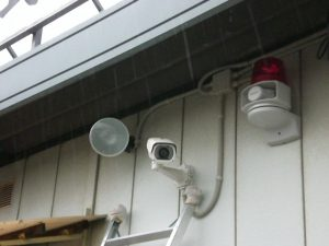 【栃木県・栃木市】消火栓ホースの筒先186本窃盗[監視カメラ]