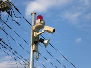 【埼玉県・久喜市】資材置き場での盗難、防犯カメラ設置で検挙