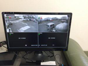 【防犯カメラ 録画】録画装置の動体検知録画について