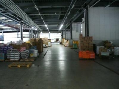 株式会社日本防犯設備 【青果市場/倉庫】ハイビジョン24時間監視録画