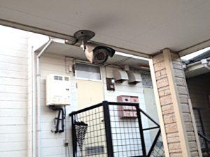 アパートの防犯カメラ設置と活用