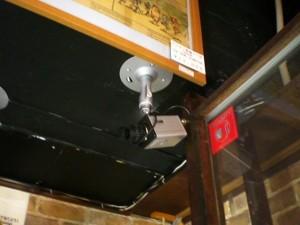 店舗防犯カメラ
