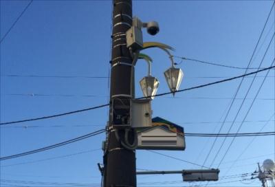 株式会社日本防犯設備 【町内会】街頭防犯カメラシステム