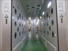 株式会社日本防犯設備 高画質製造ライン監視システム【製麺工場】