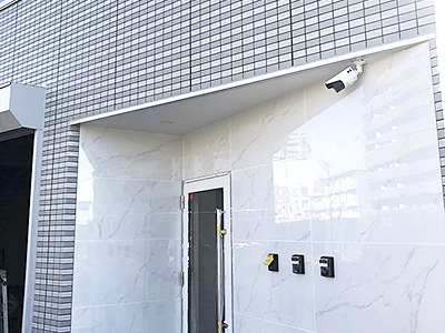 株式会社日本防犯設備 【事務所・店舗】インターネット回線不要 遠隔監視システム