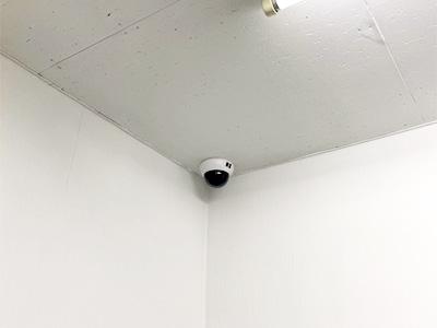 株式会社日本防犯設備 【ネイルサロン】店舗マネジメント音声付遠隔監視システム