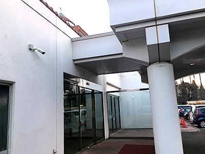 株式会社日本防犯設備 【宿泊施設】屋外赤外線高画質監視システム