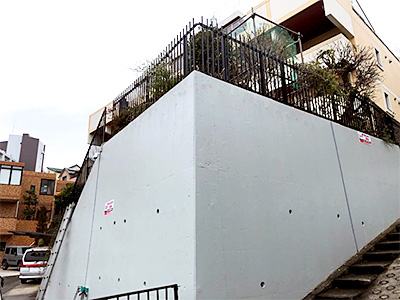 【マンション】屋外赤外線フルHD監視システム