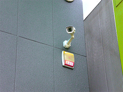 【運送業】遠隔監視セキュリティシステム