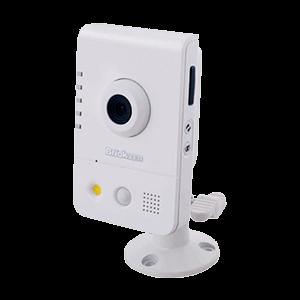 キューブ型HDネットワークカメラ