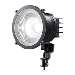 LEDパワーライト【E30011W-BK】