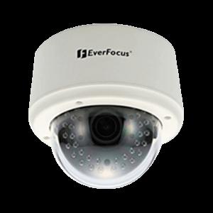 HD CCTV赤外照明付ドームカメラ【EDH5240】