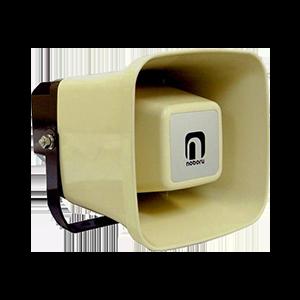 簡易防水(防滴型)アンプ内蔵スピーカー【FH-595】