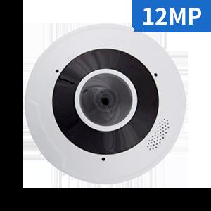 ULTRA HD 1200万画素360度ネットワークカメラ【JSD12360IP】