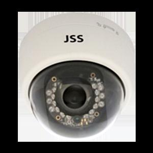 赤外線照射機能付き200万画素屋内ドームIPカメラ【JSD401IP】