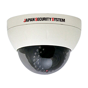 AHD対応1.3メガピクセル屋内屋外両用IRドームカメラ