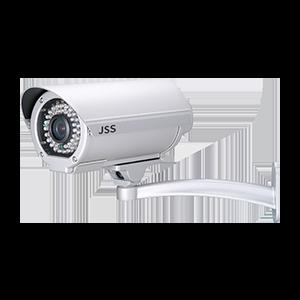 屋外暗視機能付き200万画素IPカメラ【JSD670IP】